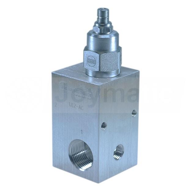 Valvula de alivio hidraulica